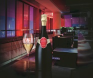 The Gosset Carafe – giving the wine a breath of air
