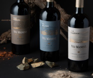 New labels for Viu Manent Single Vineyard wines